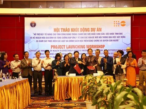 UNFPA Vietnam