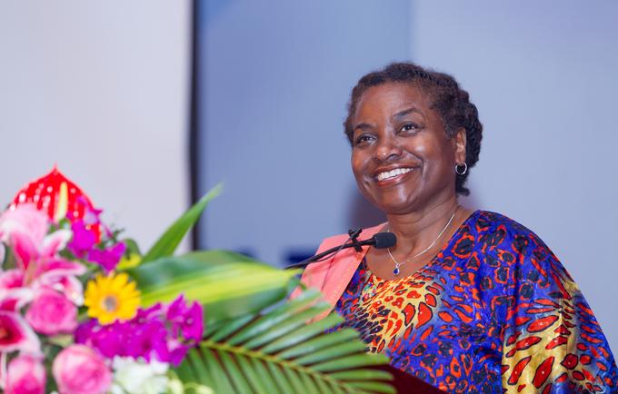 Bài phát biểu của Tiến sỹ Natalia Kenem, Giám đốc điều hành UNFPA tại Hội nghị APCRSRH9