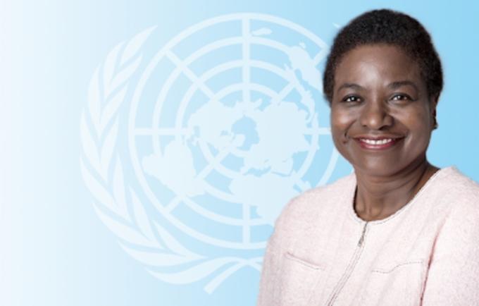 Dr. Natalia Kanem Executive Director of UNFPA