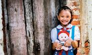 Mọi phụ nữ và trẻ em gái đều có quyền quyết định tương lai của mình, giống như cô bé 11 tuổi Tường Anh của Việt Nam (Ảnh: báo cáo tình trạng dân số thế giới 2016)