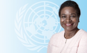 Dr. Natalia Kanem Executive Director of UNFPA