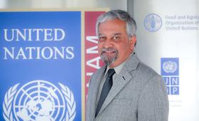 Kamal Malhotra, UN Resident Coordinator in Viet Nam